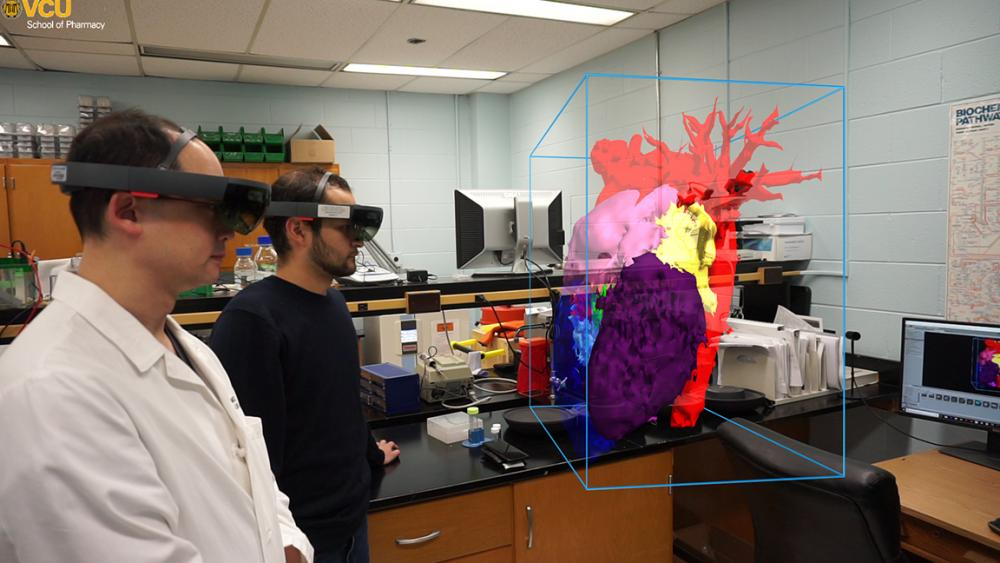 Vcu School Of Medicine >> How Augmented Reality Helped Vcu Health Surgeons Save A