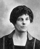 Mary Baughman, M.D., was one of the first women to attend MCV as a medical student. Following graduation, she was widely known for her advocacy of women's rights.
