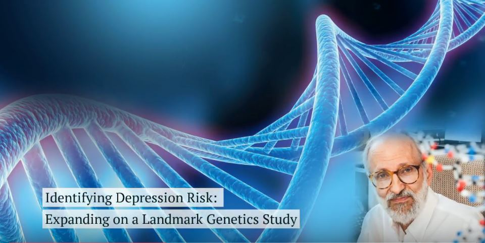 Identifying Depression Risk: Expanding on a Landmark Genetics Study