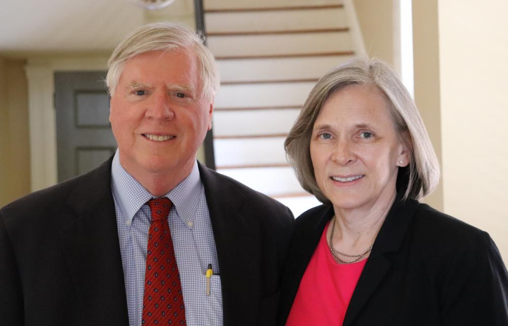 Charles and Ginny Crone continue to set the standard for philanthropy on the MCV Campus through giving both time and money to support lifesaving care and research.