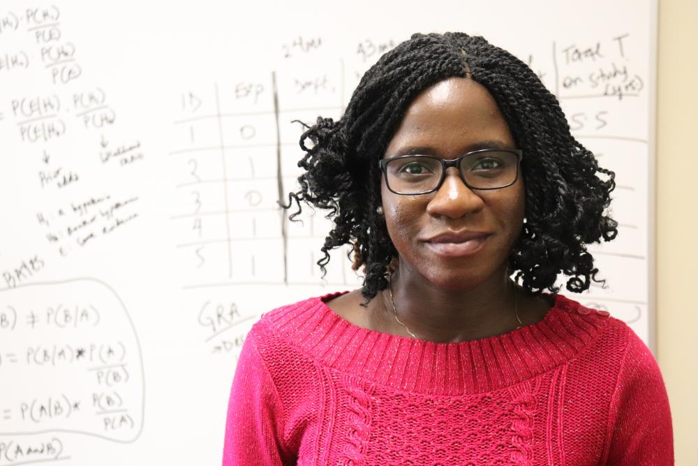 Aderonke Akinkugbe, Ph.D., assistant professor in the VCU School of Dentistry, was named a Revere Scholar this year. Her funding will support a pilot study to gather important preliminary data for her ongoing research into associations between gum disease and non-alcoholic fatty liver disease.