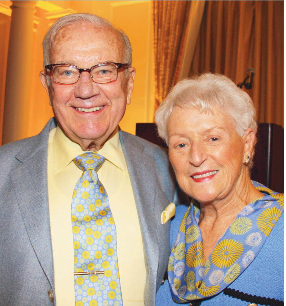 Ken Wright and his wife were both generous supporters of the MCV Campus.