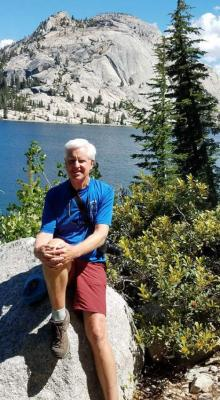 Before developing the rare complication that almost took his life, Ed Prestemon loved to hike, bike and kayak. Photo courtesy of the Prestemons.