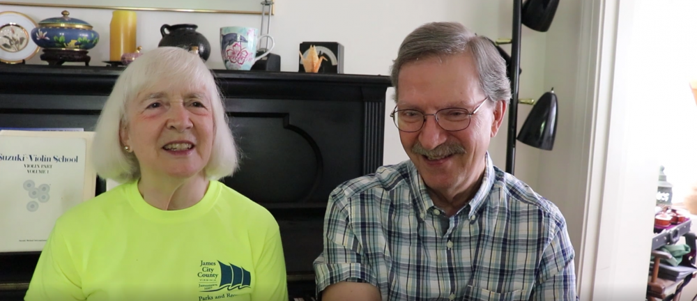 Nancy and Craig Canning reflect on the extraordinary recovery Nancy has made since experiencing severe depression in 2016. As they sit at their piano and share stories with us, they smile about their return to the joys of everyday life together.