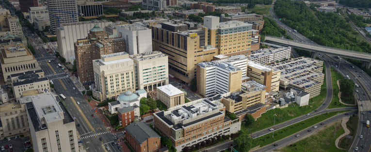 VCU Massey Cancer Center on the MCV Campus is one of only two National Cancer Institute (NCI)-designated cancer centers in Virginia.