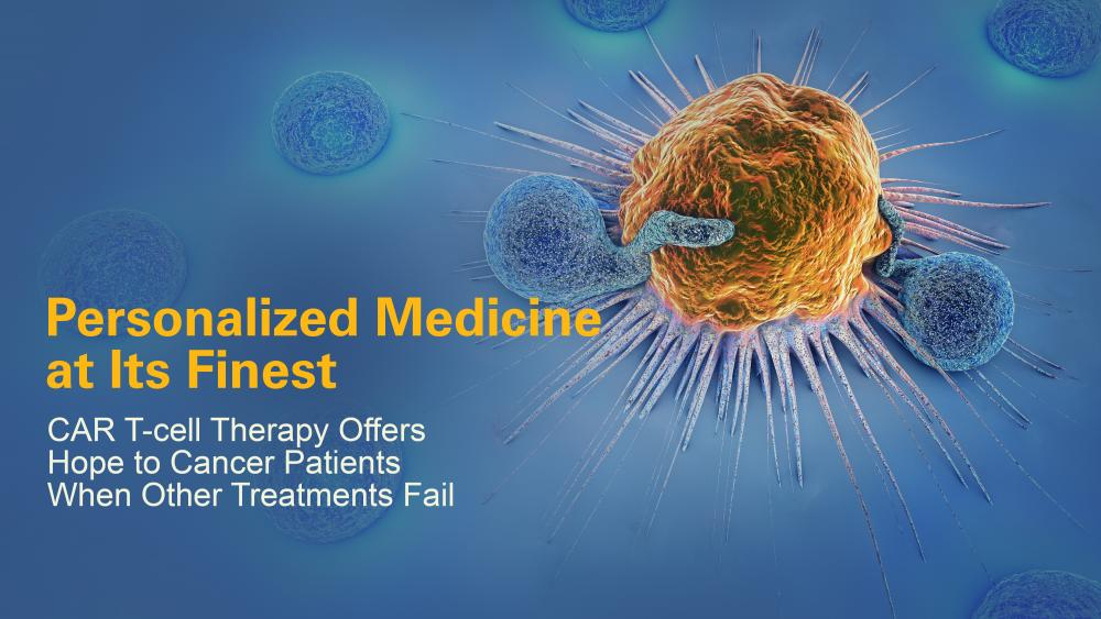 Personalized Medicine at its Finest Graphic