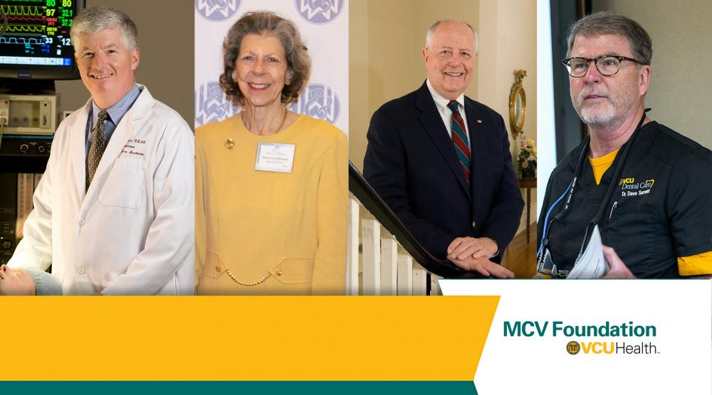 2020 MCV Foundation Award Winners